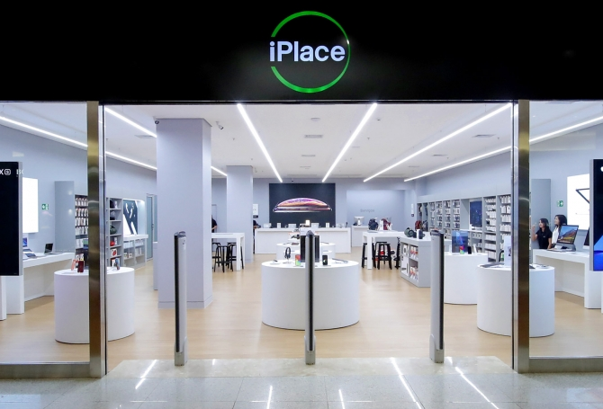 8bf5a6ee018 Iplace | ParkShopping